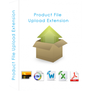 Magento Product File Upload Module