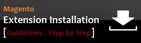 Magento Extension Installation Guidelines