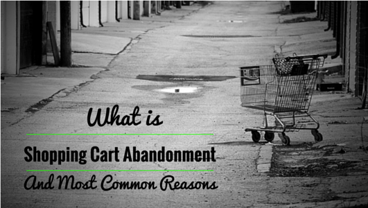 Most Common Shopping Cart Abandonment
