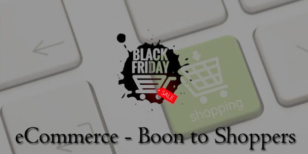 eCommerce - Boon to Shoppers