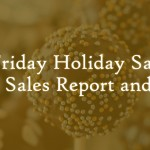 Black Friday 2015 Report & Trends