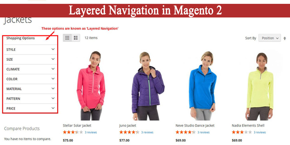 Better Layered Navigation Magento 2