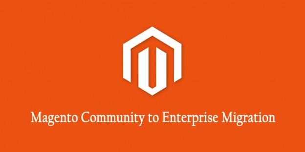 Magento Community to Enterprise Migration