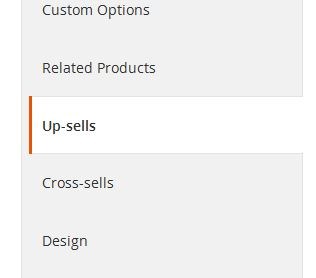 Related Products Upsells and Cross-sells