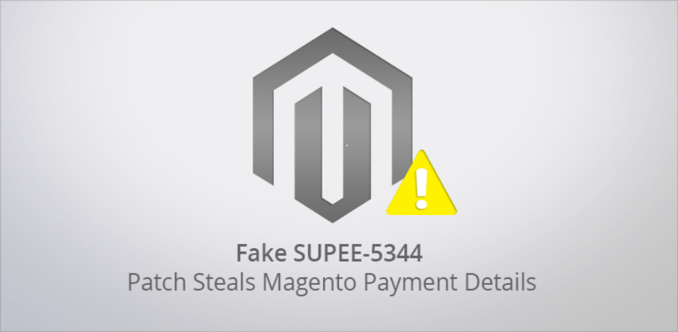 Fake SUPEE-5344 Patch