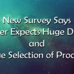 New Survey of eCommerce
