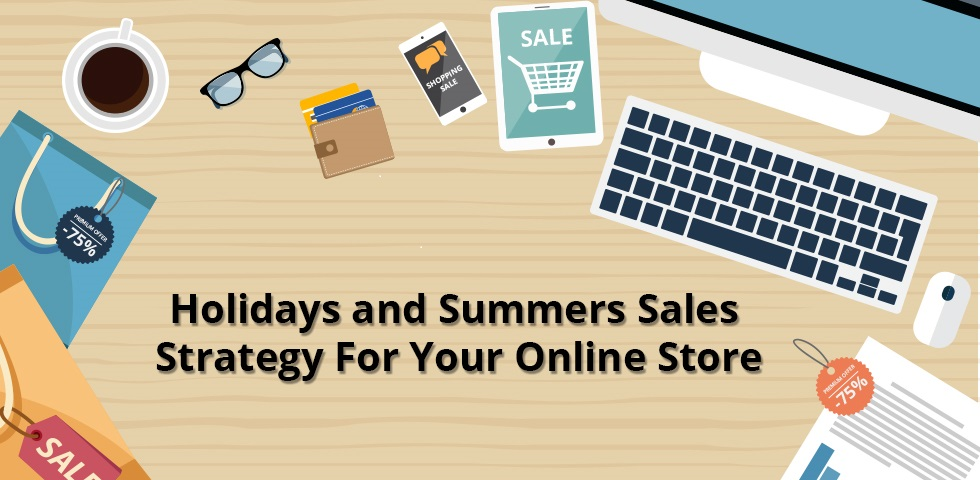 your online sales plan