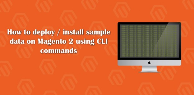 Magento 2 : How To Install Sample Data using CLI Command ?