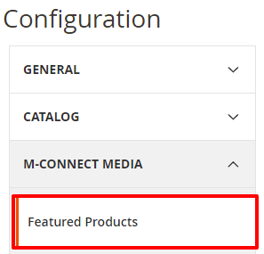 Click On Feature Product