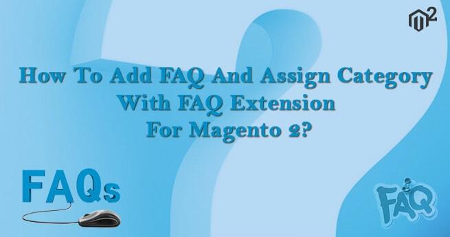 Magento FAQ Module