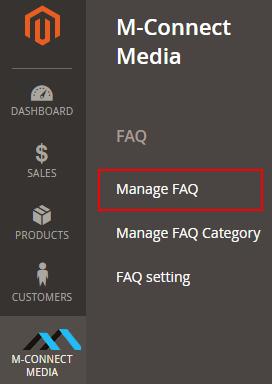 Manage FAQ