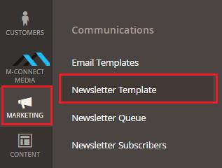 Create a Newsletter Template