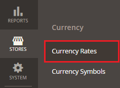Update currency Rates