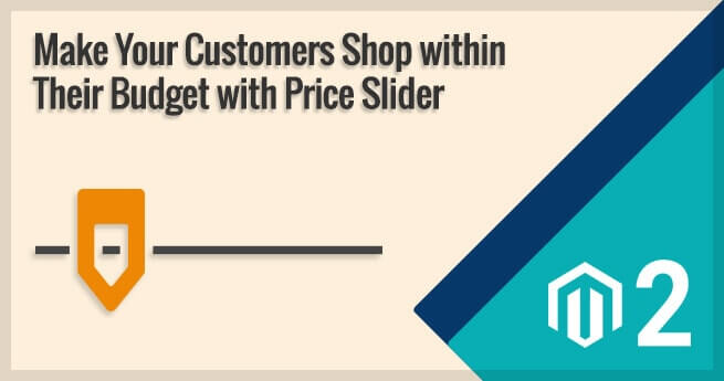 Price Slider Magento 2