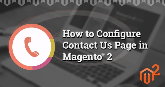 Magento Contact form