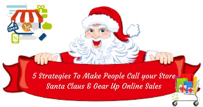 eCommerce Christmas Strategies