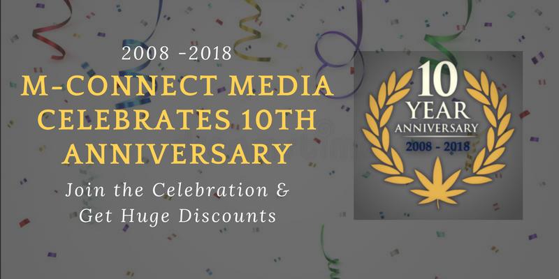 M-Connect Media Celebrates 10th Anniversary