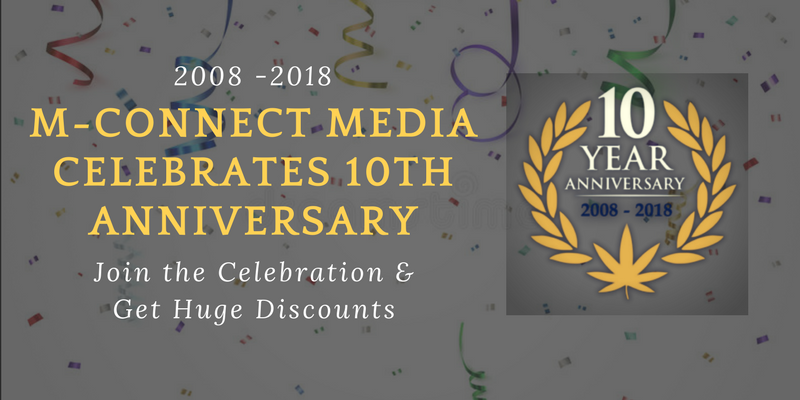 M-Connect Media Celebrates 10th Anniversary