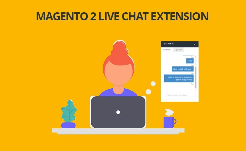 Magento 2 Live Chat Extension