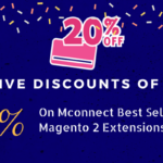 Discounts on Mconnect Magento 2 Extensions