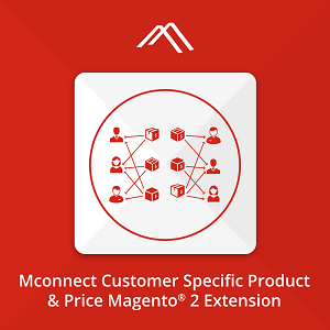 Customer Specific Product & Price Magento 2