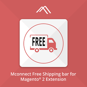 Free Shipping Bar Magento 2 Extension
