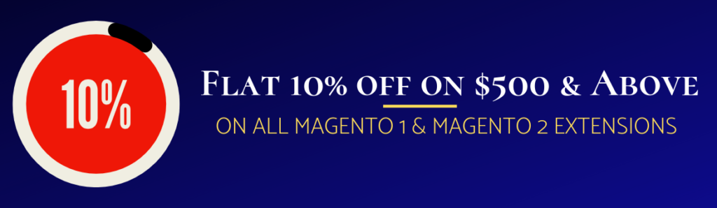 Discounts on Magento 2 Extensions