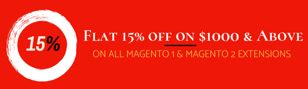 Discounts on Magento Extensions