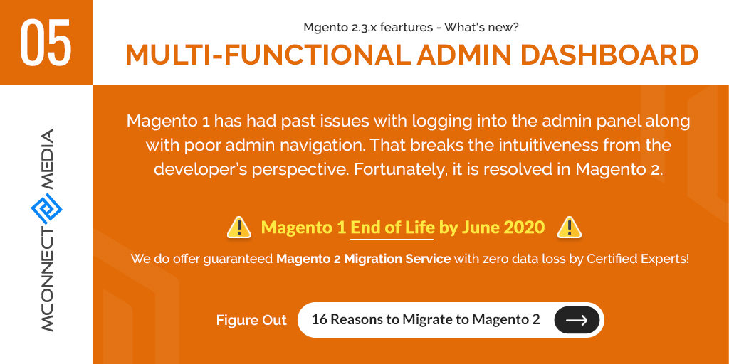 Magento 1 to Magento 2 Migration Reasons