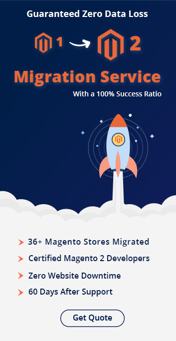magento 2 migration promotion