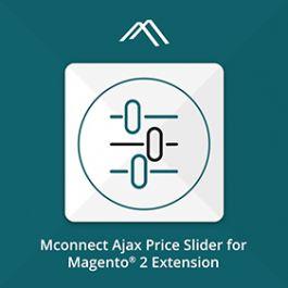 Ajax Price Slider / Filter Extension for Magento 2