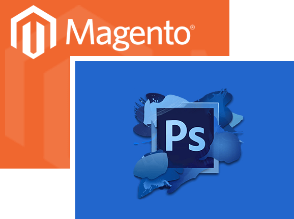 PSD to Magento Conversion Service