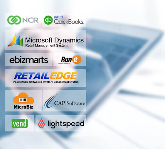 eCommerce Integration Services - ERP, POS, CRM & CMS System | M
