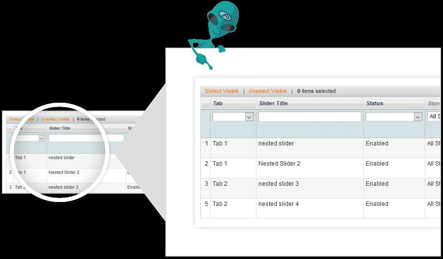 responsive banner slider magento