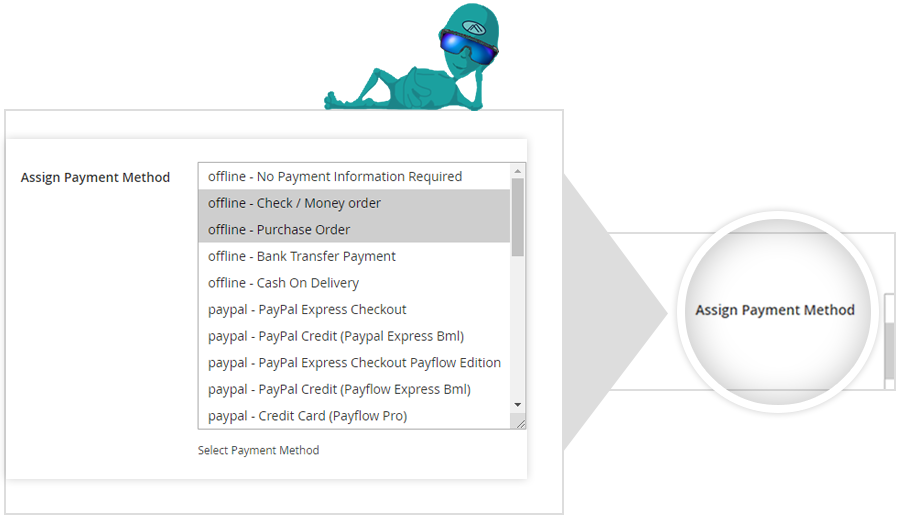 Magento 2 Shipping and Payment Method per Customer Group Extension