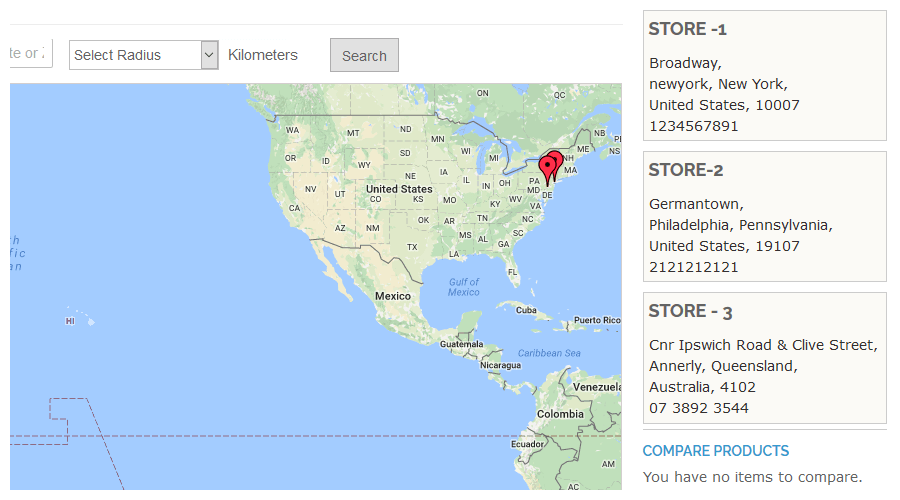 google maps store locator free