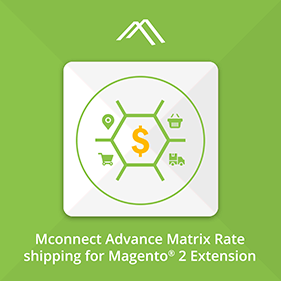 Advance Matrix Rate Shipping Extension for Magento 2