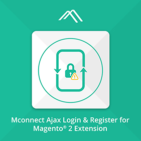 Advanced Ajax Login & Register Extension for Magento 2