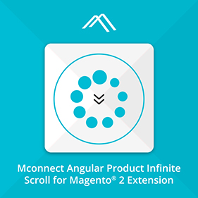 Angular Product Infinite Scroll Extension for Magento 2