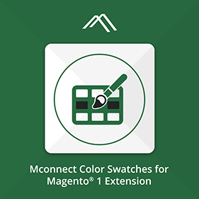 Mconnect Color Swatches Extension for Magento®