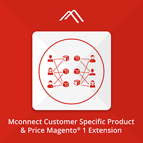 Customer Specific Product & Price Extension for Magento
