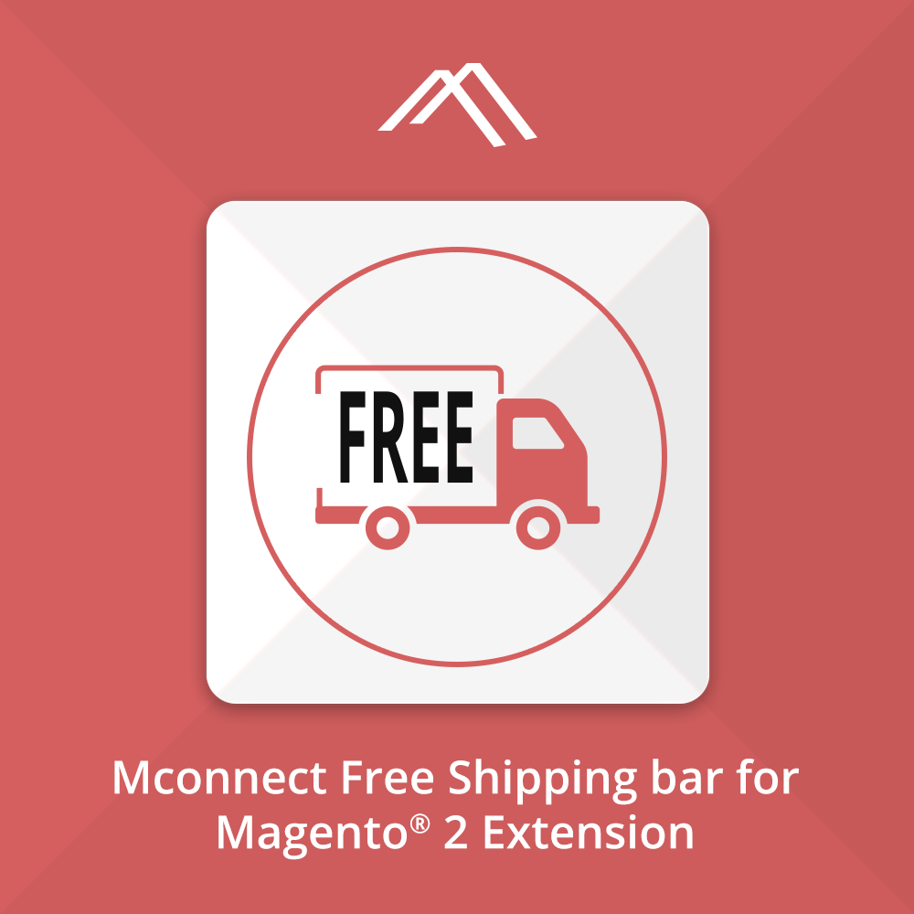 Mconnect Renew Free Shipping Bar Extension for Magento 2