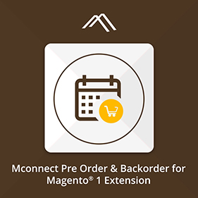 Mconnect Pre Order & Backorder Extension for Magento®