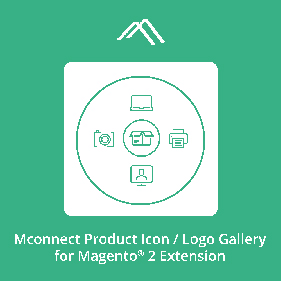Product Icon Logo Gallery Extension for Magento 2