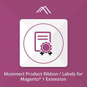 Product Ribbon / Labels Extension for Magento