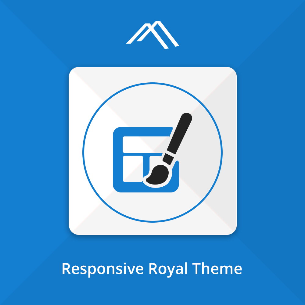 Responsive Royal Theme